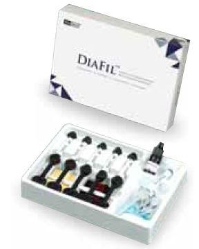 DiaFil - restorativní kompozitní pryskyřice - startovací sada A,B DiaDent