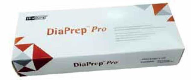DiaPrep Pro - EDTA krém pro preparaci kořenových kanálků DiaDent