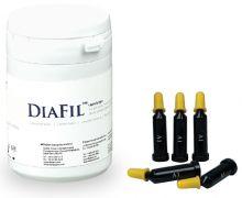 DiaFil kapsle - Světlem tuhnoucí restorativní mikrohybridní kompozitní pryskyřice