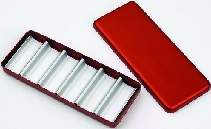 Ukládací endobox malý podlouhlý, pro vrtáčky a malé nástroje DiaDent