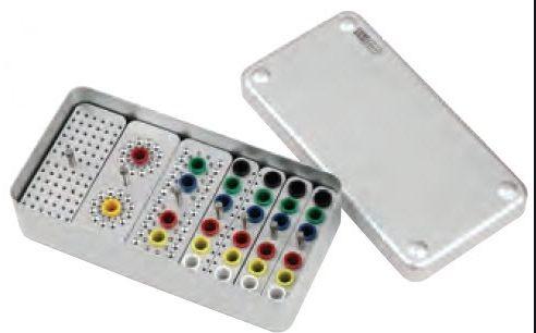 Endobox velký COMBI pro nástroje a čepy DiaDent