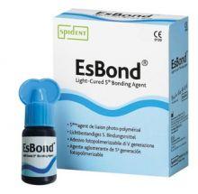 EsBond - světlem tuhnoucí bondovací systém Spident