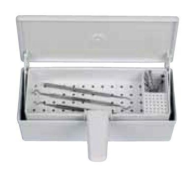 Germicidní vanička - sterilizační kontejner DiaDent
