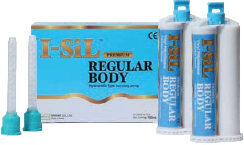 I-Sil premium krém - otiskovací hmota - Regular body Spident