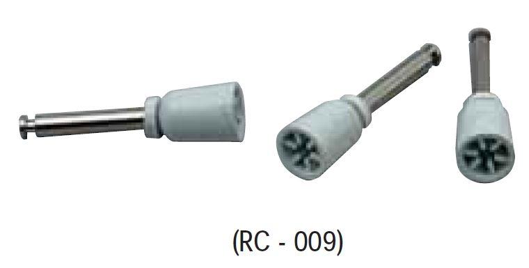 Prophy rubber cup webbed - profylaktická gumička - s vymezovací gumičkou - západka DiaDent