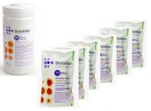 Bossklein ubrousky - širokospektrální bezalkoholová povrchová dezinfekce