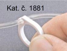 Clip-set - sada sponek pro fixaci irigačního setu k násadci a kolínku Nouvag