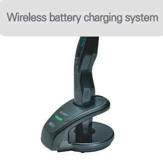 Bezdrátový systém nabíjení baterií