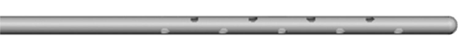Kanyla pro infiltraci, Luer- Lock konektor - kanyly pro liposukci Nouvag