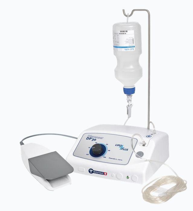 LipoPlus DP 30 - infiltrační pumpa pro tumescentní anestezii Nouvag