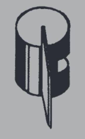 1975-Náhradní břity  pro mucotome