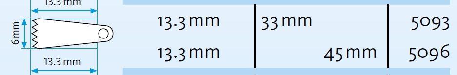 5093nou-Násadec oscilační mikropilky