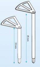 Násadce oscilační mikropilky Nouvag