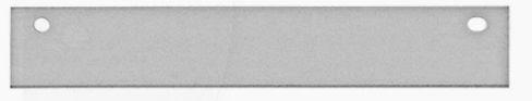 1919 - Žiletky, šířka řezu 100 mm, Dermatom 100 mm