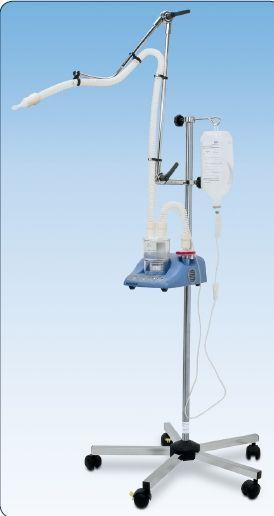 ULTRANEB, ultrazvukový nebulizátor s pojízdným stojanem -