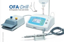 HighSurg 11 - OFA drill- pro MIS chirurgii nohou