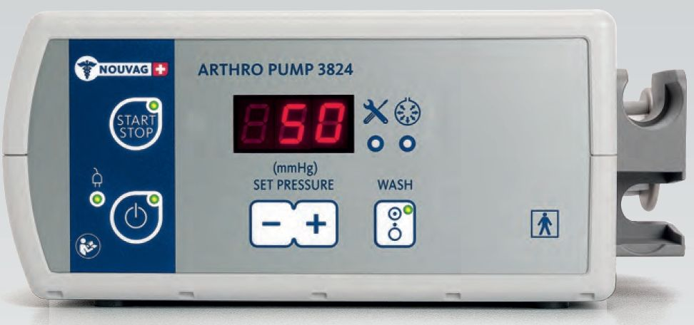 3824 - Irigační pumpa pro artroskopii
