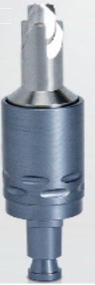 1920. Lebeční perforátorový vrták, jednorázový, sterilní, 9 mm/6 mm, dospělý, 3 mm s Hudsonclutch
