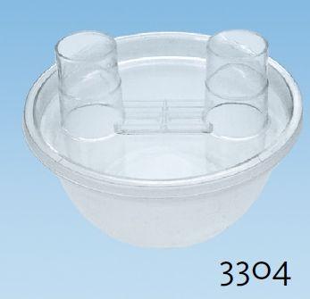 3304 - Nádobka pro léky s víčkem pro Ultraneb