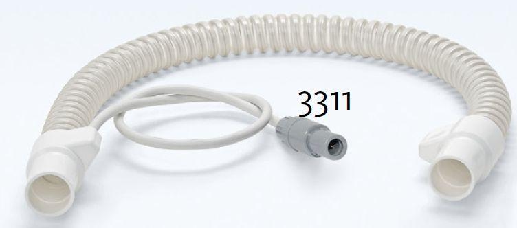3311 - Ohřívací hadice 1100 mm, sterilizovatelná