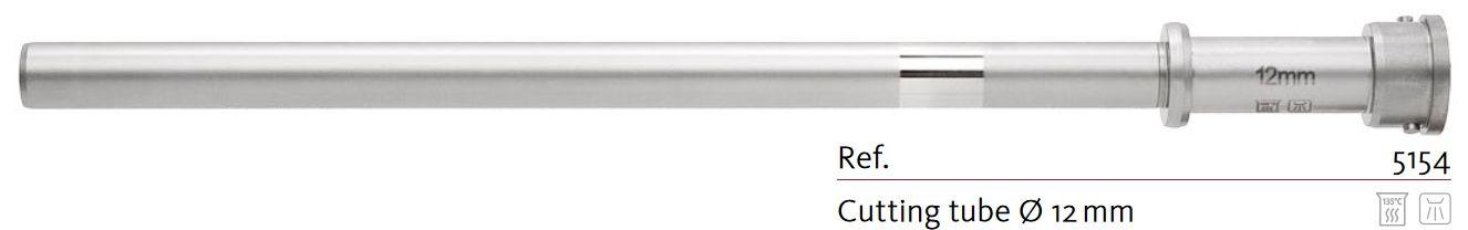 5154nou Řezná trubka Ø 12 mm