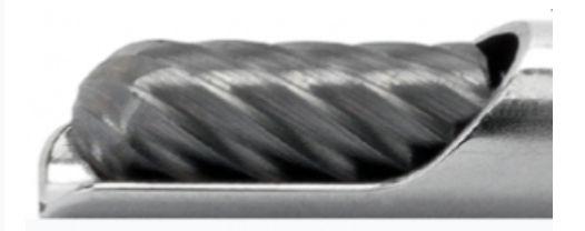 5279 - Akromionizer, shaver břit ø 5.5, 130 mm přímý