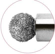 Spinální vrták - diamantový- kulatý, 3.7 mm - pro endoskopický systém stenózy