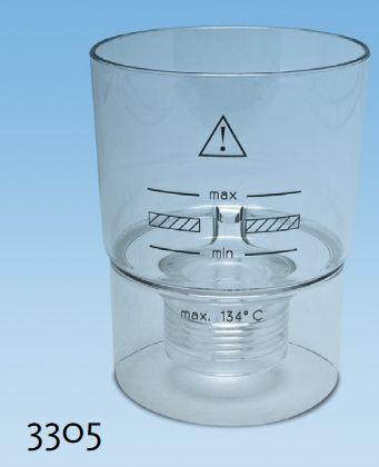 3305 - Nebulizační nádoba pro Ultraneb (bez víka nádoby)