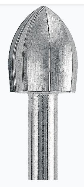 AB.095.075 - Carbid acorn  žalud