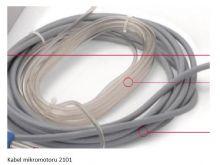 2101nou - Mikromotor 21, kabel 3 m