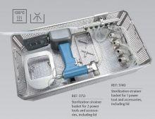 Sterilizační košík pro bezdrátové vrtačky  (pily) - příslušenství pro HighTorQ